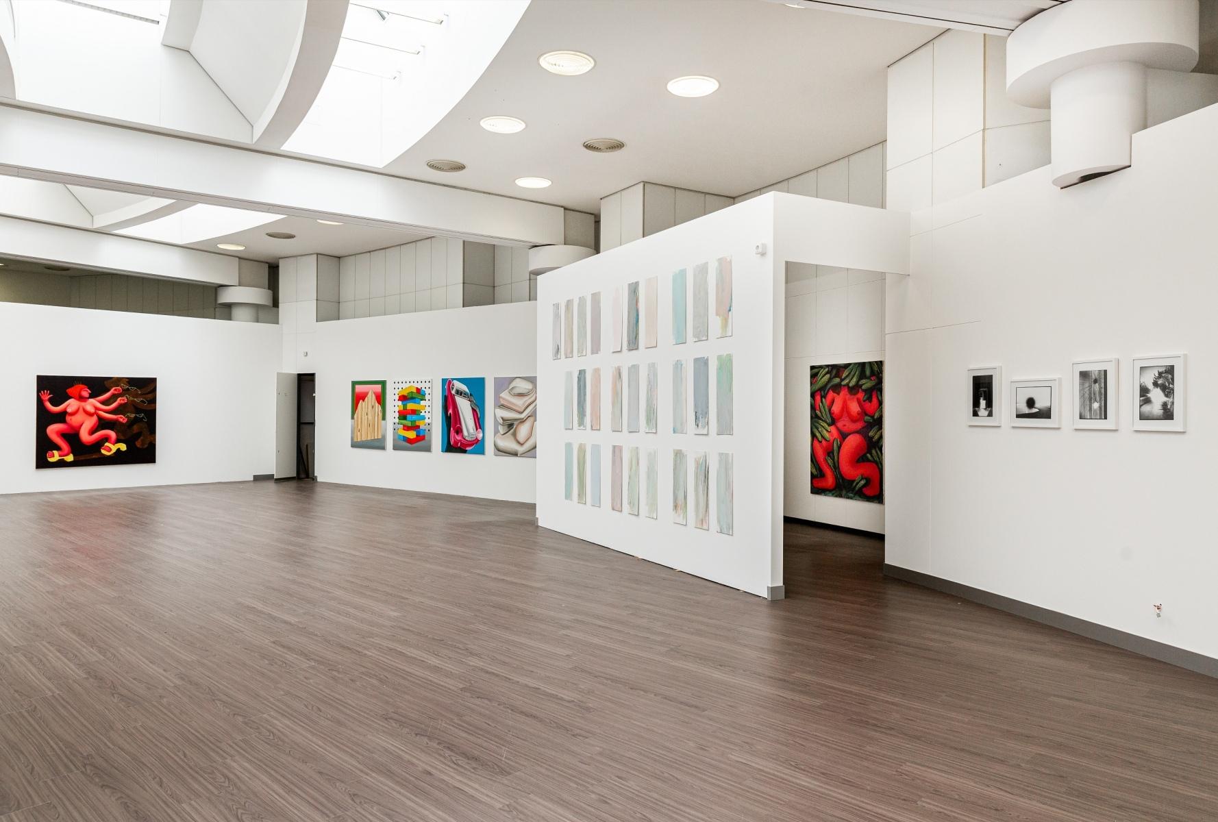 Malcher_Ausstellungsansicht_POP_UP_2020_Junge_Kunst_in_Münster
